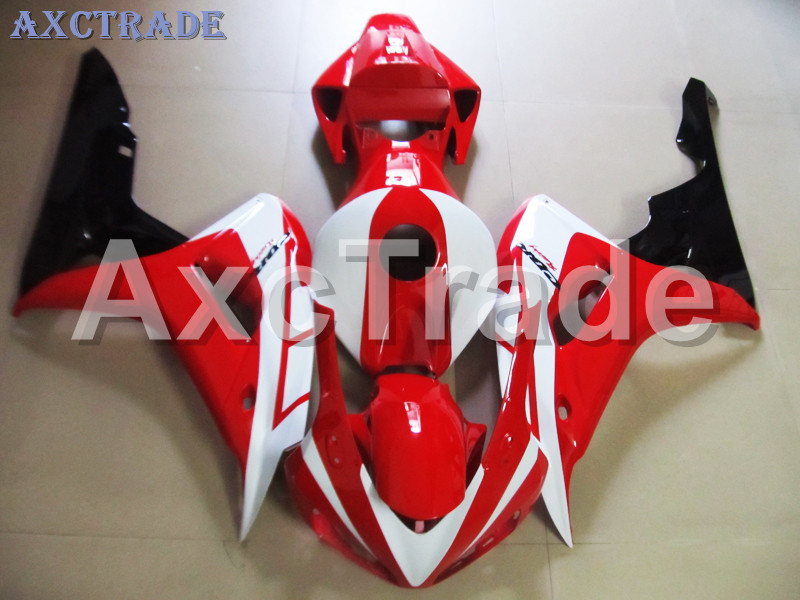 Motorcycle Fairings For Honda CBR1000RR CBR1000 CBR 1000 2006 2007 06 07 ABS Plastic Injection Fairing Bodywork Kit WT Red Color the trespasser