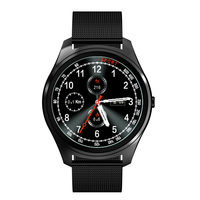 SmartWatch X8 Heart Rate Monitor Bluetooth info sync Facebook,Whatsapp watches blood pressure Smart Watch For IOS Android watch