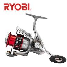 NEW RYOBI FINESS fishing reels spinning 2000/3000/4000/6000/8000 6+1Sealed ball bearings reel saltwater wheel carretilha