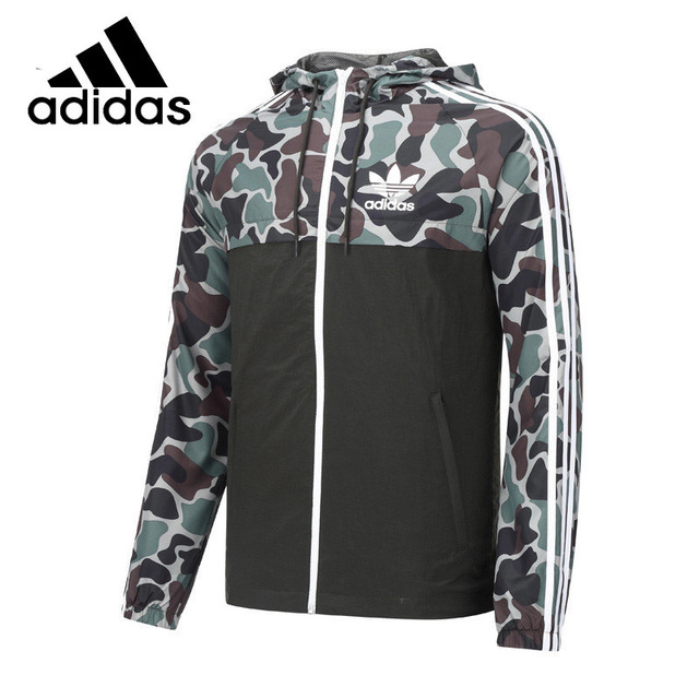 Adidas Para A Hombre Llegada Originales De Prueba Chaqueta Nueva La TrqOUCTw