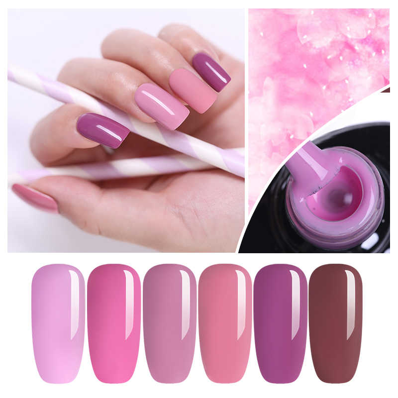 Detail Feedback Questions about UR SUGAR 7.5ml Pure Nail Color UV ...