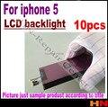 10 pcs New LCD Backlight filme peças de reposição para Apple iPhone 5 5 G