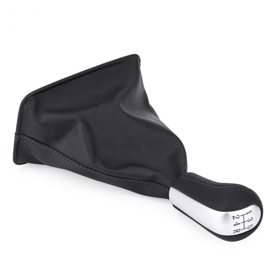 5 Speed Gear Shift Knob Gearstick Gaiter Boot for Toyota Corolla 1998-2009