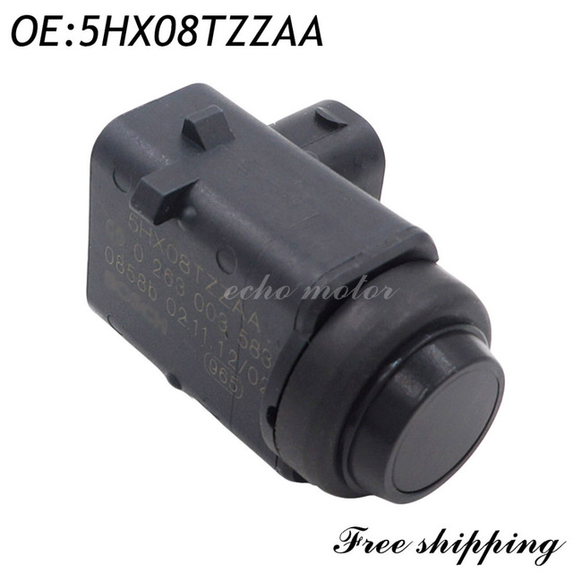 NEW GENUINE 5HX08TZZAA PDC PARKING SENSOR BACKUP FIT:CHRYSLER 300 300C DODGE MAGNUM CHARGER 300C JEEP COMMANDER Grand Cherokee