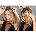 """16""""-32""""Inch 100g Headband Human Hair Extensions  Flip In Hair Halo Lady Hair Extensions Weft Easy to Wear"""