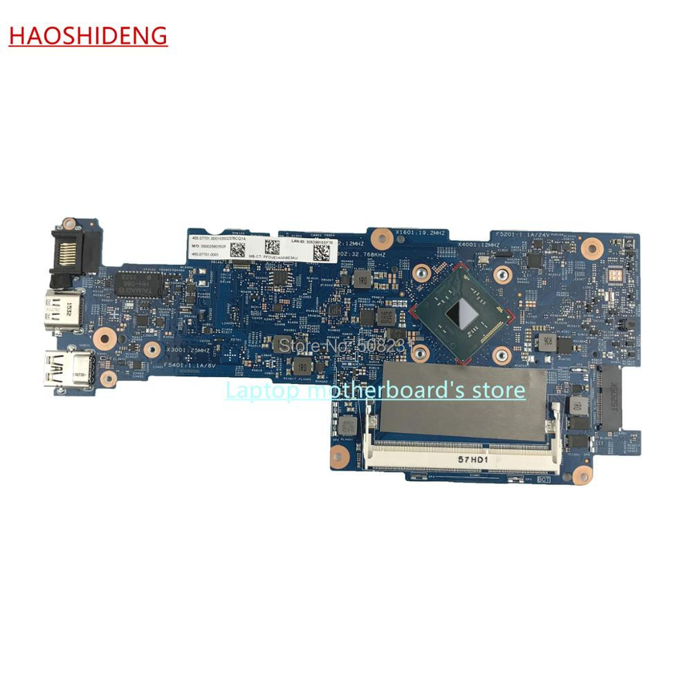 HAOSHIDENG 829211-601 829211-501 mainboard for hp pavilion x360 11-k 11-k154sa motherboard with PentN3050 fully Tested