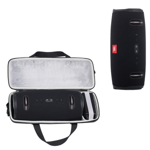 Image 3 - إيفا تحمل السفر حالة حقيبة كتف ل JBL إكستريم 2 سمّاعات بلوتوث المحمولة لينة حالة ل JBL Xtreme2 مع حزام حقيبة شحن