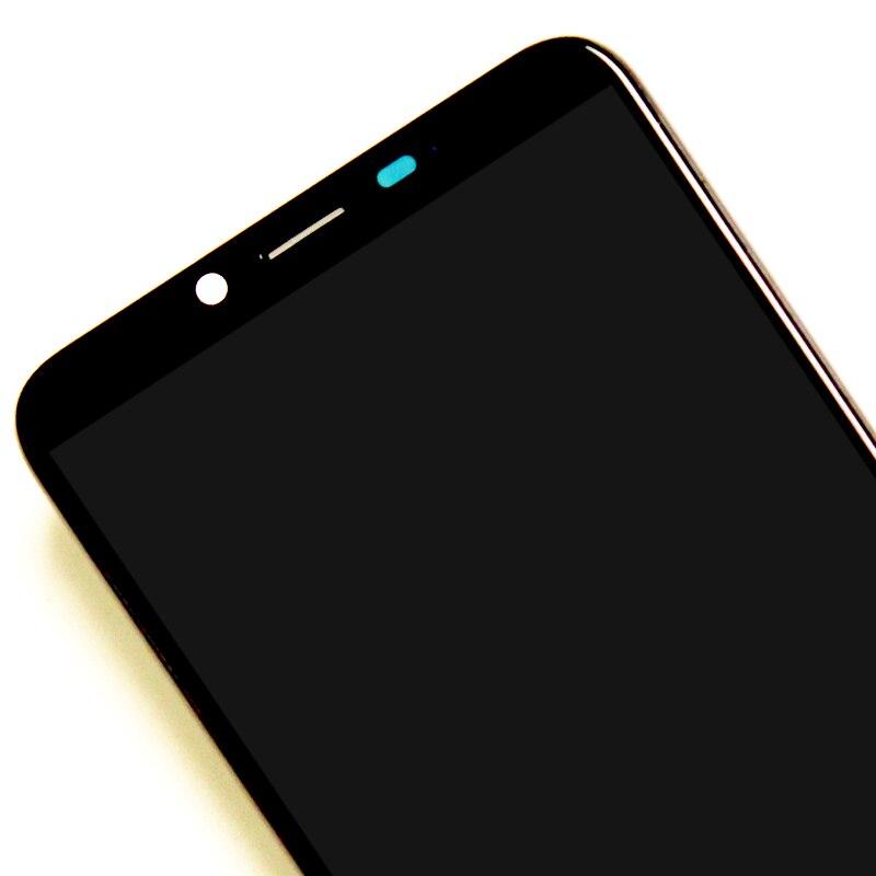 Image 4 - 5,93 дюймов CUBOT X19 ЖК дисплей + сенсорный экран дигитайзер + рамка в сборе 100% Оригинальный Новый ЖК + сенсорный дигитайзер для X19-in Экраны для мобильных телефонов from Мобильные телефоны и телекоммуникации on AliExpress