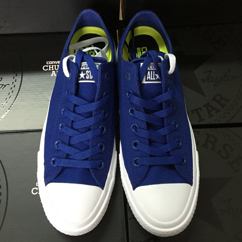 d86d8d4c9f2b8 ... australia converse chuck taylor ii 2016 new all star unisex low sneakers  canvas shoes classic pure