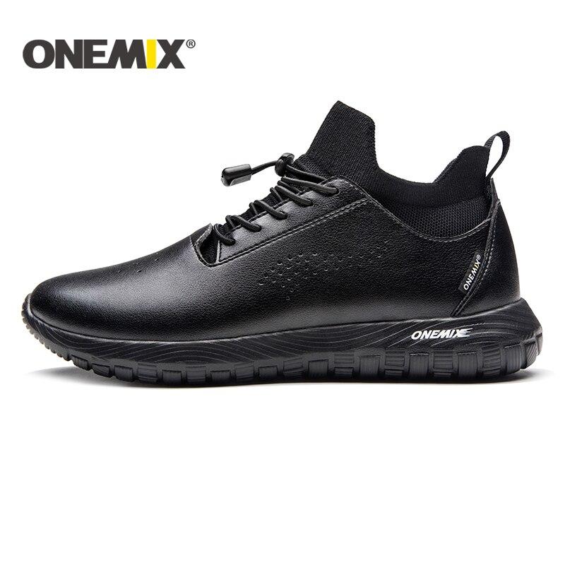Onemix 2018 new running shoes men outdoor walking shoes for men Unisex sneakers Multifunction trekking sneaker
