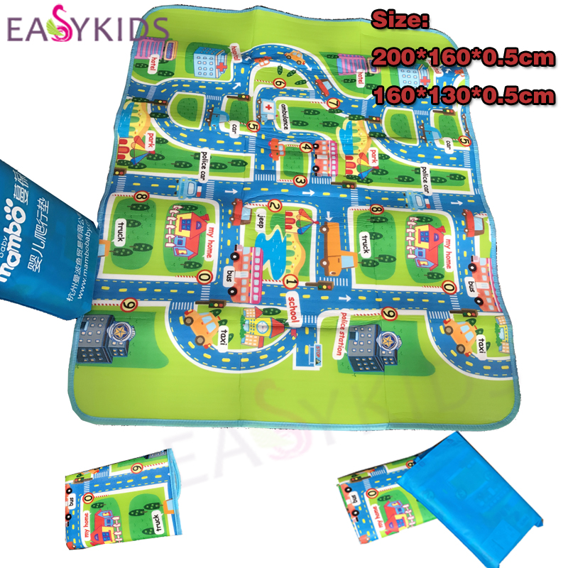 EASYKIDS Kids Play Mat Carpet Baby Toys Rugs Puzzle