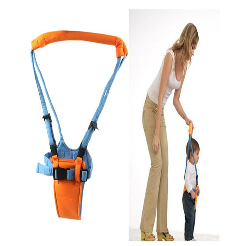 Baby Walker Moonwalk Toddler Walking Harnesses Pembantu Pembelajaran Babi Walk Kid Keeper 2 Colors