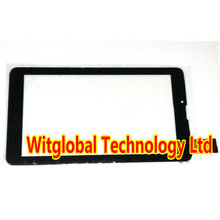 10pcs/lot Touch screen Supra M727G M722G M723G 3G / Oysters T72 3G tablet Touch panel Glass Sensor replacement FreeShipping