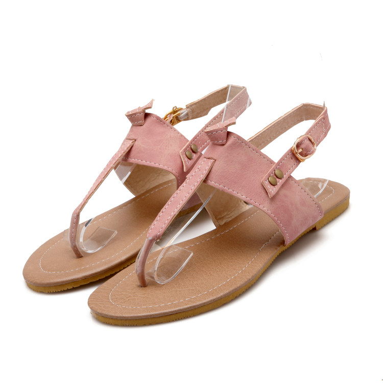 Ladies Shoes Gladiator Sandals Women Plus Size 34-43 Shoes Women Sandals 2017 Sapato Feminino Summer Style Chaussure Femme 193 цена
