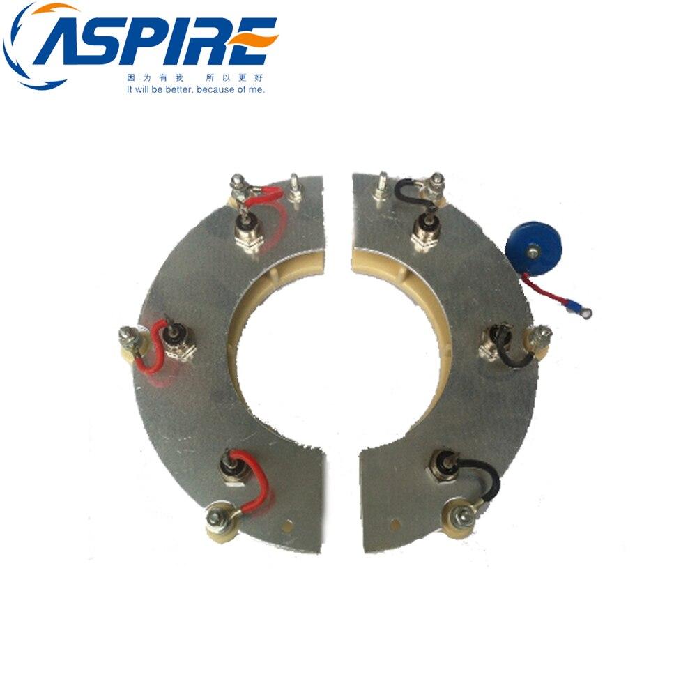 Free Shipping Rectifying Wheel RSK6001 Generator Rectifier 3 pcs For Sale rsk6001 diode bridge rectifier wheel for stamford generator spare part