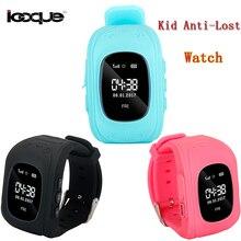 Crianças Relógio Crianças Rastreador GPS Bebê Anti Perdido Do Monitor Inteligente relógios de Telefone Do Cartão Sim Chamar SOS Relógio Wacht Q50 Android Smartwatch