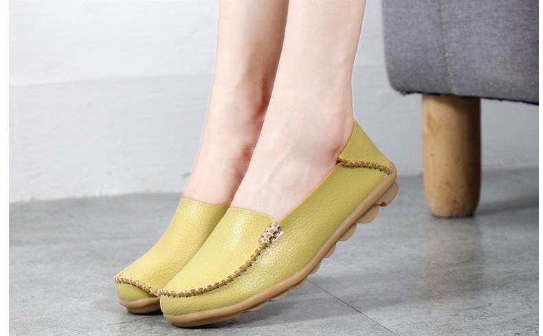 AH912 (26) women's loafers shoe
