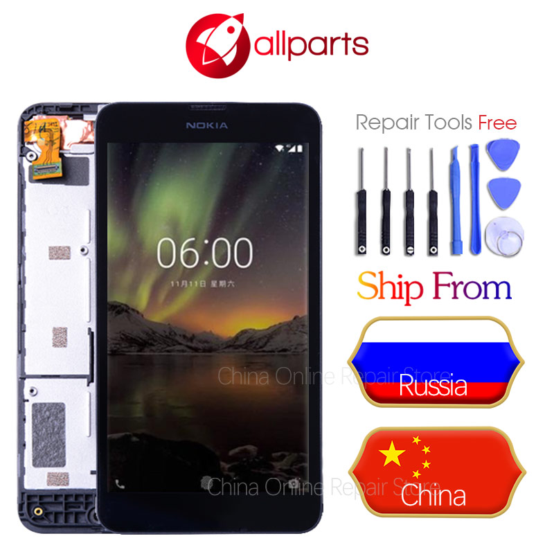 ORIGINAL 4.5 IPS LCD For NOKIA 630 Display Touch Screen For NOKIA Screen Lumia 630 Display LCD Lumia 635 Replacement