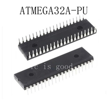 5pcs/lot ATMEGA32A-PU ATMEGA32 ATMEGA32A DIP In Stock