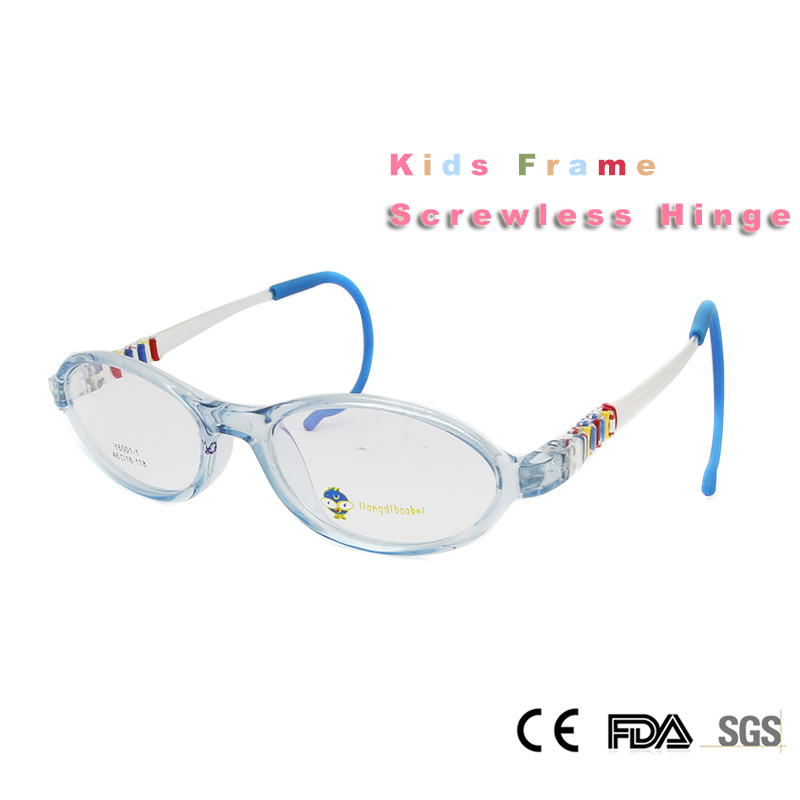 642dc982de New Material TR90 Memory Child Glasses Frames in 46 16 Size Lightweight  Flexible Clear Lens Boy