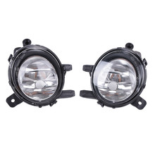 Left +Right Side Bumper Fog Lights For BMW F22 F30 F35 3 Series 2012-2015 //