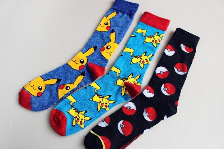 font-b-pokemon-b-font-ir-ate-o-joelho-meias-altas-meias-bezerro-meia-de-algodao-das-mulheres-dos-homens-cosplay-pikachu-pokebola-antiderrapante-esportes-meias-casuais