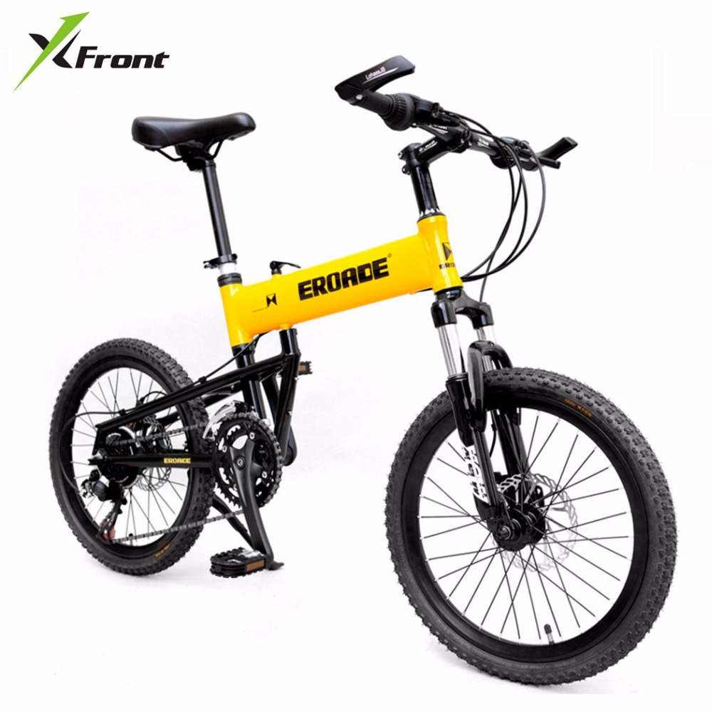 New Brand Mountain Bike 20 24 Inch Wheel Aluminum Alloy Frame Quick-Release Damping Bicicleta Outdoor Children Sport MTB Bicycle