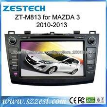 ZESTECH Car Auto Multimedia DVD Player for MAZDA 3 Car GPS player with BT,IPOD,TV IPHONE menu