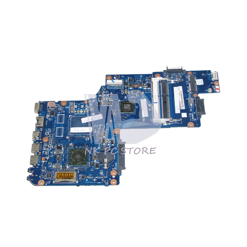 NOKOTION H000062150 PT10ABX PT10ABXG MAIN BOARD For Toshiba Satellite C50 C50D Laptop Motherboard with Processor onboard original plabx csabx uma main board h000043610 for toshiba c870d c875d laptop e2 1 7g processor m3l system integrated graphics