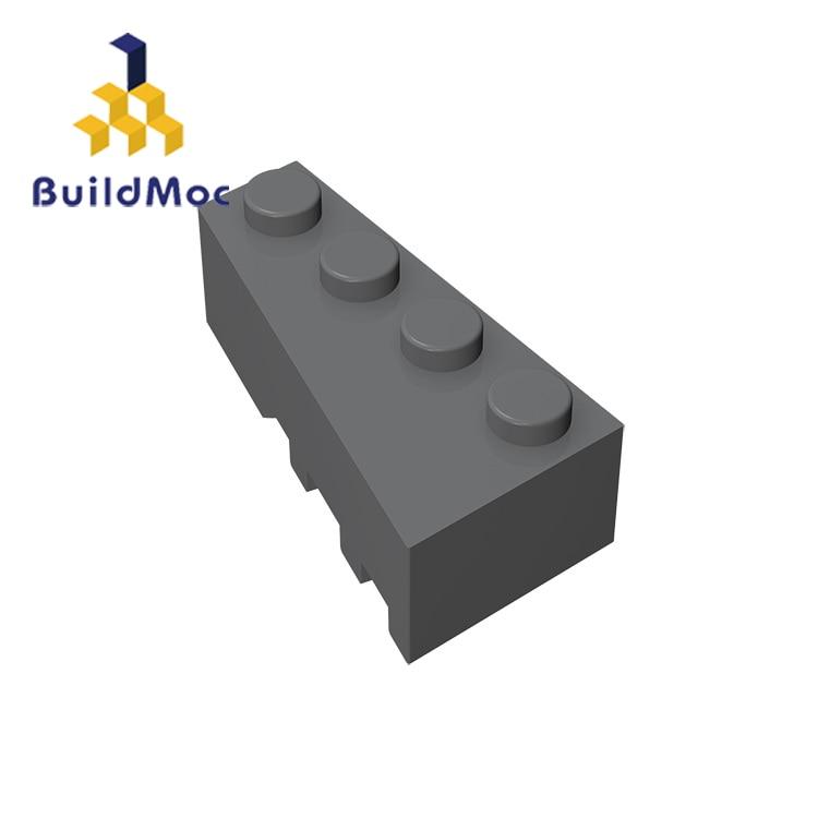 BuildMOC Compatible Assembles Particles 41768 4x2For Building Blocks Parts DIY LOGO Educational Creative Gift Toys