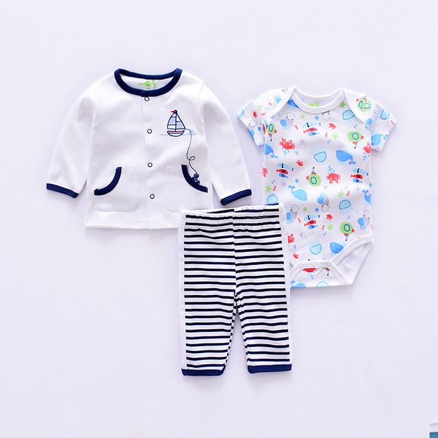 Cute Baby Clothing Sets...