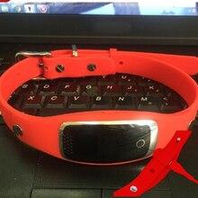 Mini Impermeabiliza Silicio Collar de Mascotas GPS Tracker tiempo Real Localizador GPS + LBS + WIFI Ubicación Localizador para el Gato Del Perro seguimiento Geofence