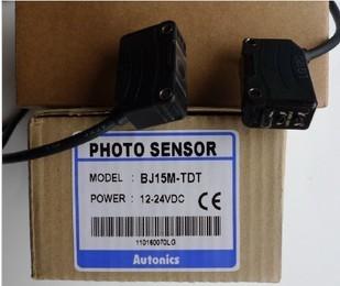 False punishment ten original authentic Otto Nicks Autonics photoelectric switch BJ15M-TDT-P e3x da21 s photoelectric switch