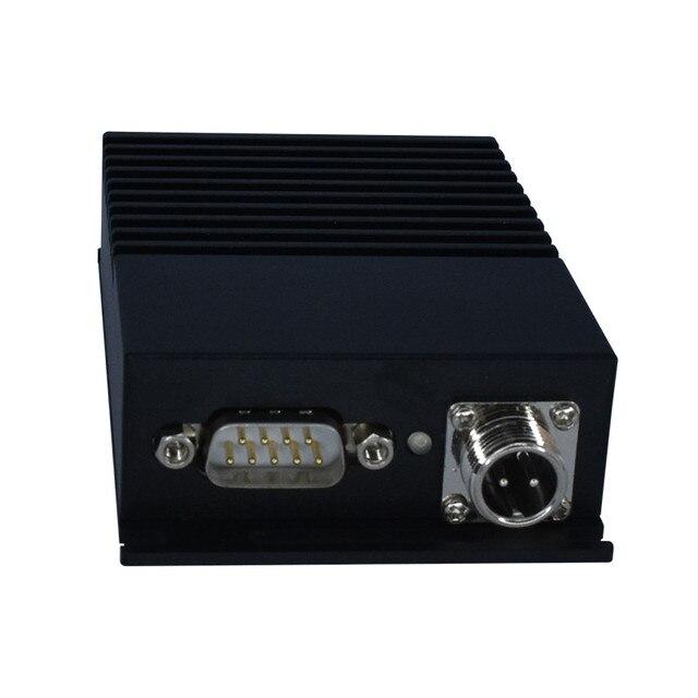 Transceptor sem fio rs232 rs485 144mhz 230 mhz vhf módulo 433mhz 5 w longa distância 12km rádio modem para transmissão de dados