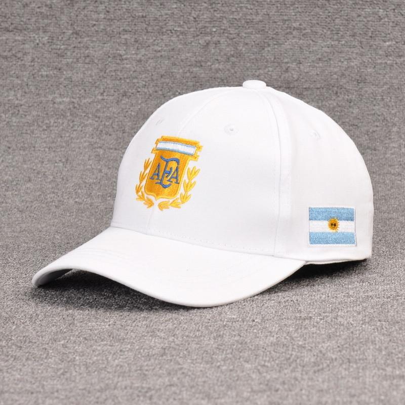 World Cup Football   Cap   Argentine   caps     baseball     cap   men's breathable hat ladies fashion net   cap   thin cotton quick-drying sun hat
