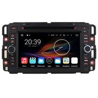 7 Octa Android Car Multimedia GPS Navigatoin DVD Radio For GMC Yukon Tahoe Sierra Savana Acadia