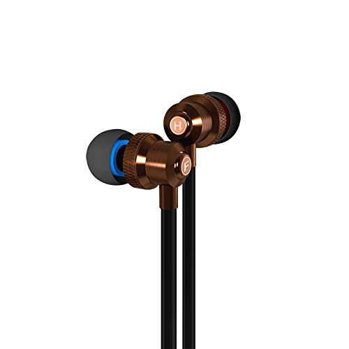 haafee HF S Bass in-ear earphone +4 Free Earplugs
