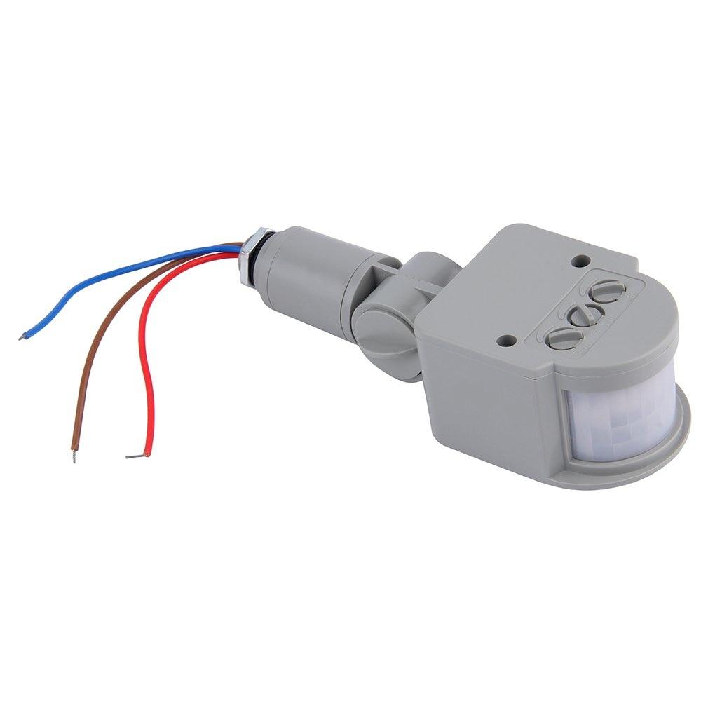 Icoco Outdoor Motion Sensor Switch 220v 12v Wall Light