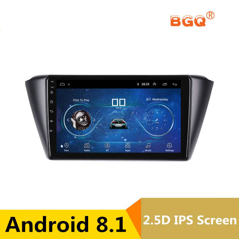 9 Android 8.1 Car DVD Multimedia Player GPS For Skoda Fabia 2015 2016 2017 audio car radio stereo navigator bluetooth Wifi 10 1 android car dvd multimedia player gps for nissan teana 2013 2014 2015 2016 altima car radio stereo navigator bluetooth