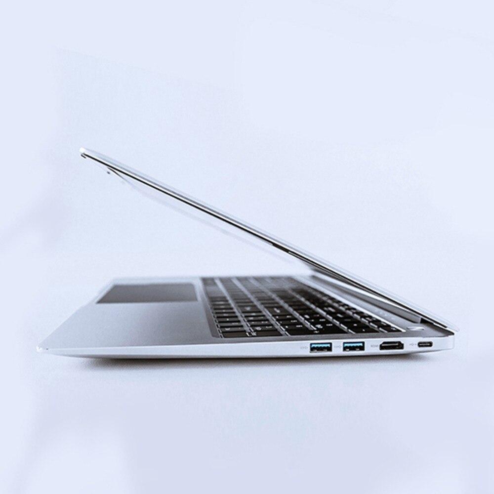15.6 Inch Ultrabook Laptop i7 8550U Quad Core UltraSlim Laptop Computer with 16GB DDR4 RAM 1TB HDD Bluetooth BacklitKeyboard