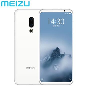 Global Version Meizu 16th 16 6.0 inch FHD Full Screen Dual rear Camera 3060mAh battery Snapdragon 845 Octa Core 20mp camera GPS 1