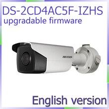 DHL ücretsiz nakliye İngilizce sürüm DS-2CD4AC5F-IZHS 1080 p Poe Ip67 H265 CMOS Onvif RJ45 yükseltme destek