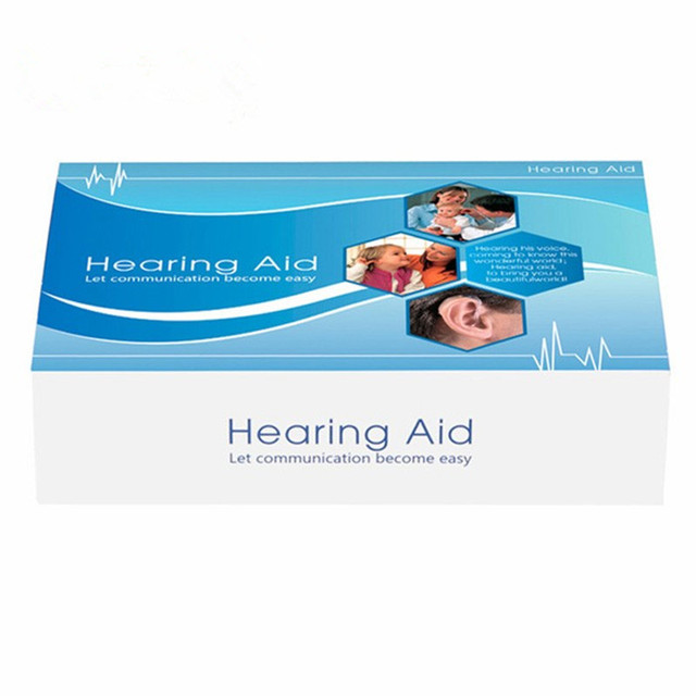 Pocket Hearing Aid Answer Phone Earphone Cheap Hearing Amplifier Sound Ear Care Health for Deafness Wire Earplugs S-7A