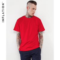 INFLATION American Apparel Men S Fine Jersey Short Sleeve Tall T Shirt 100 Cotton Blank T