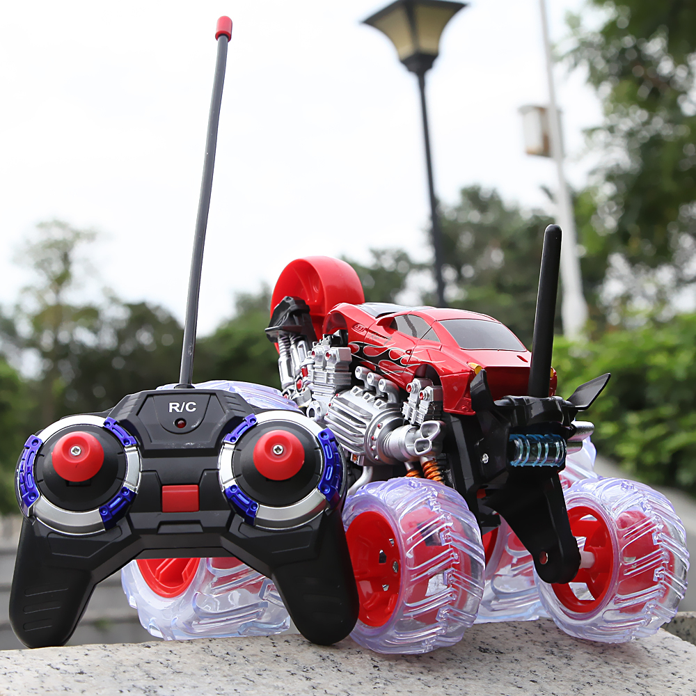 Stunt Remote Control Car Cool Dump Boy Toy Birthday Gift 2 Two 3 Three 4 Four 5 Five 6 Year Old Or More In RC Cars From Toys Hobbies On Aliexpress