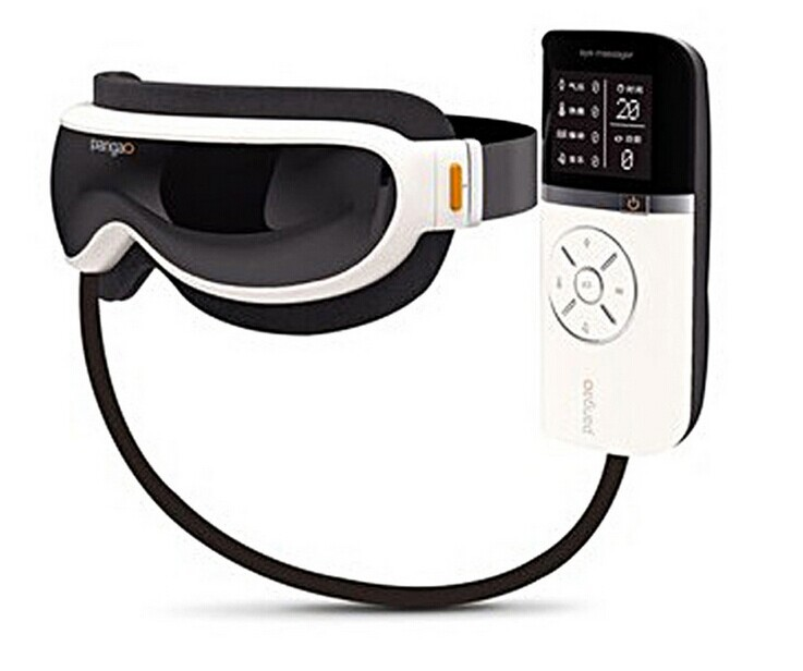 Top quality Massage glasses eye massager massage for eye magnetic far infrared heating eye nurses instrument-in Massage & Relaxation from Beauty & Health    1
