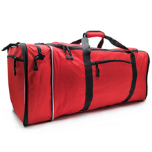 Luggage Bags - Luggage  - Hot Sales Large Capacity Polyester Travel Duffel Bags Foldable Bag Single Shoulder Strap For Sports
