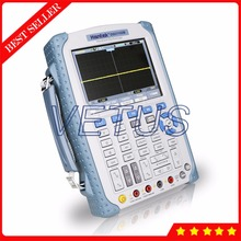 Promo offer Hantek DSO1102B Digital Multimeter Handheld Oscilloscope with 2 Channels 100MHz 1Gsa/S 1M Memory Depth 6000 Counts DMM