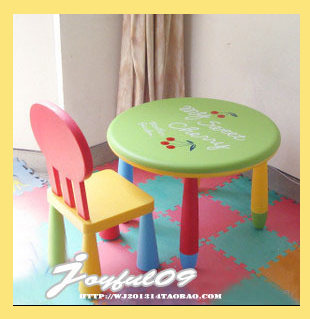 baby table and chairs cushion for office chair large child plastic tables study infant dining