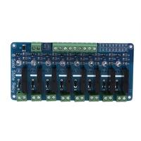 250 V 2A 8 Channel OMRON SSR G3MB-202P Relé de Estado Sólido Módulo Para Arduino FEN #